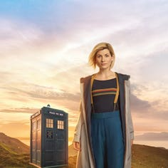 There she is! See new 'Doctor Who' Jodie Whittaker (and her companions) in teaser trailer