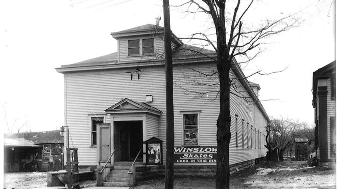 Sawyer's Hall opened in 1909 and became the home of The Webster Amusement Company.