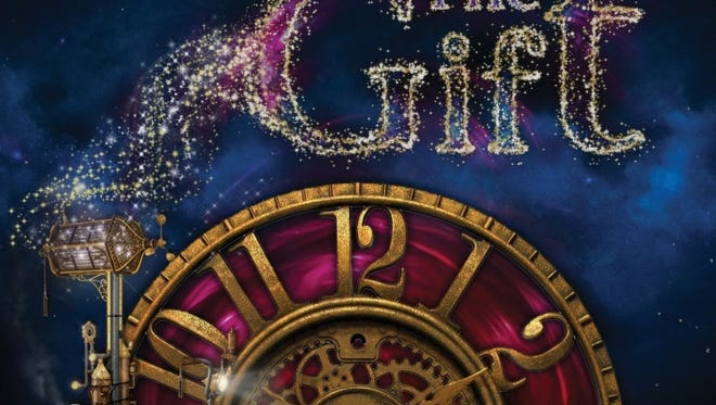 Royal Caribbean's next ship, Anthem of the Seas, will feature a fantasy-filled show called The Gift.