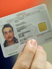 La tarjeta de registro consular de México ahora es una identificación válida en Arizona