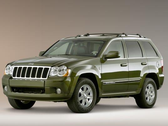 Bxx 2008 jeep grand cherokee