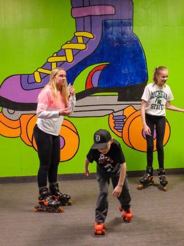 Edru Skate in Holt, celebrates its 60th anniversary