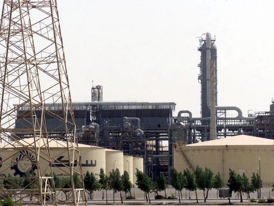 AFP SAUDI-UAE-OIL EBF ENERGY & RESOURCES SAU