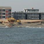 Beach strategies: Rebuild, retreat or relax