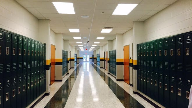 A new wing at Gallatin High School includes 16 classrooms, two science labs. The project makes room for up to 1,800 students.