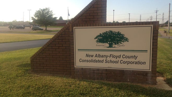 New Albany-Floyd County welcomes three new principals.
