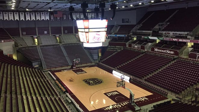 Both the Missouri State men and women will have to open MVC basketball play on the road before returning to JQH Arena.