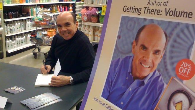 Book signing, Wegmans Food Markets