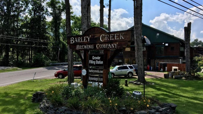 Barley Creek Brewing Company in Tannersville. Officials in the Poconos are worried that the local restaurant industry may not be able to recover after operating under strict COVID-19 restrictions such as 25% capacity .