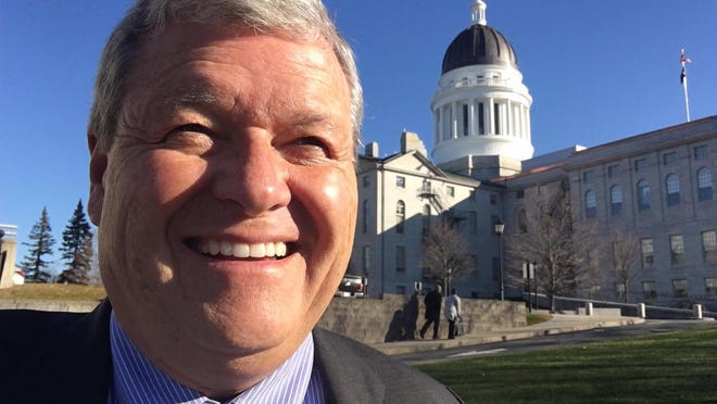 State Rep. Christopher Babbidge will be the only Democrat on the ballot in the race for Maine House District 8 during the state primary on July 14, 2020. The general election is Nov. 3, 2020.