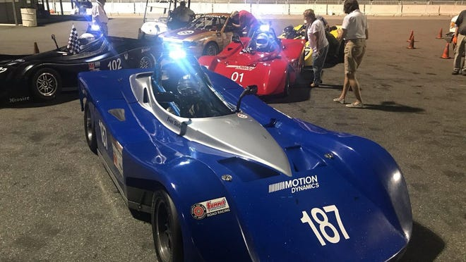 Portsmouth's Evan Slater, 14, has wowed everyone who has come into contact with him while competing in the Sports Car Club of America (SCCA) Spec Racer Ford Division.