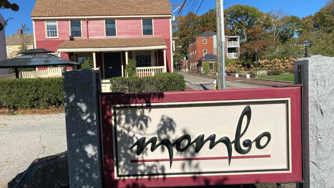 Mombo Restaurant, located at 66 Marcy St. in Portsmouth, has filed for voluntary bankruptcy following the sudden death of owner Thomas Perron.