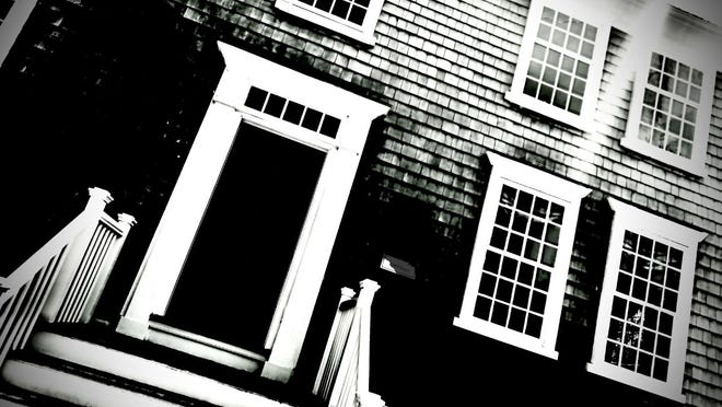 "The 1800 House on Nantucket is the site of ""Shimmer,"" an episode in White Heron Theatre Company's ""Ghost Light Series,"" which writer Mark Shanahan has based on actual island ghost stories."