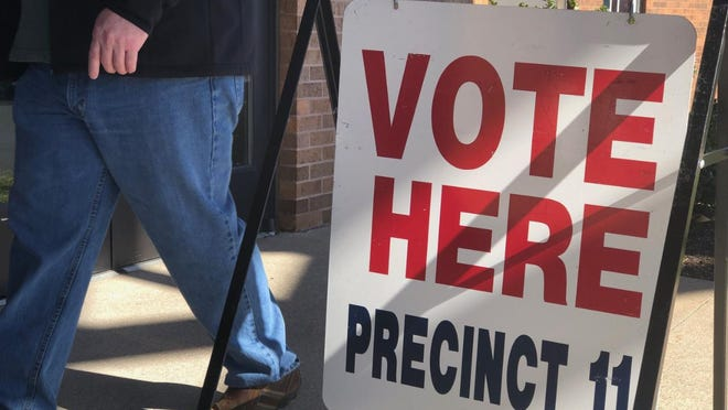 The majority of items on the May 4, 2021, ballot are school-related proposals.