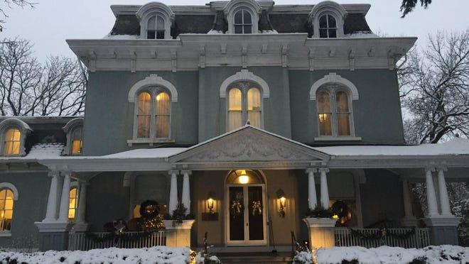 Pettengill-Morron House Museum, 1212 W. Moss Ave.