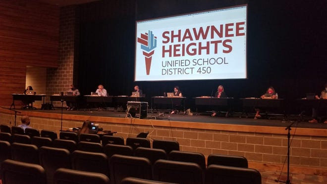 The Shawnee Heights Board of Education voted Monday evening to keep students in hybrid learning. Given the fact the district needs two weeks to prepare for any return, Oct. 19 would be the earliest possible return to five-day-a-week learning, barring any special board meeting before the board's next meeting Oct. 5.