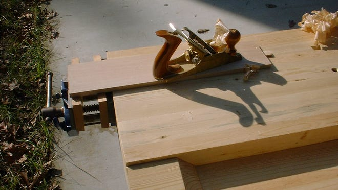 Carpentry projects can make living in your home easier, neater and more comfortable.