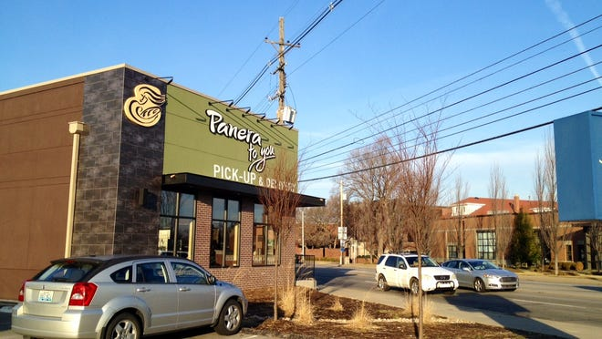 Panera on Shelbyville Road.