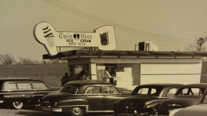Tom Wahl began his food career in 1955 when he opened the Twin Kiss stand in Avon, Livingston County.