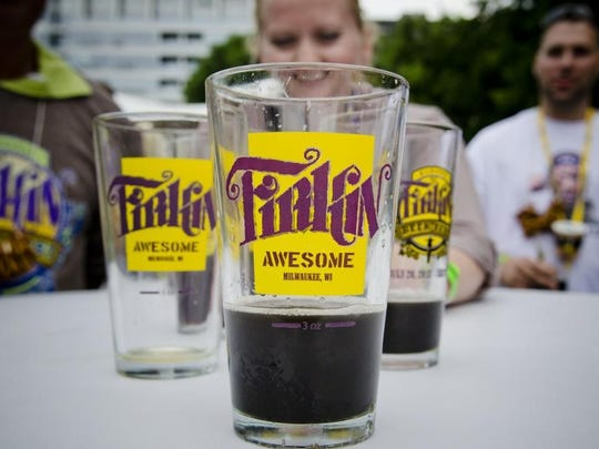 Firkin Fest is Saturday in Cathedral Square Park.