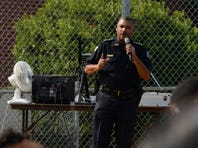 Police from troubled areas visit N. Florida