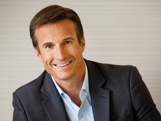 Arby's CEO Paul Brown says the Atlanta-based chain