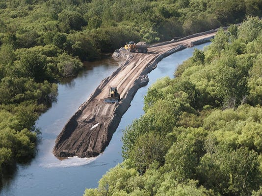 Kissimmee River restoration