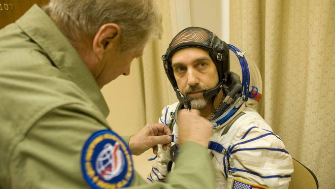 Richard Garriott de Cayeux has visited the wreckage of the RMS Titanic, been outside Earth's atmosphere as a guest to the International Space Station and hunted for meteorites in Antarctica.  Now he plans to dive to the deepest pats of the Pacific Ocean.
