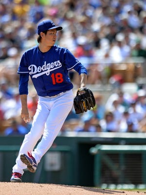 Kenta Maeda has gone from depth to an essential part of the Dodgers' rotation.