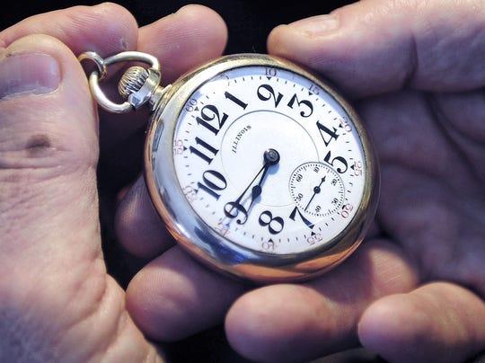 AP Exchange - Pocket Watch Repair