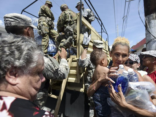 Puerto Rico Hurricane Maria - One Month Later (2)