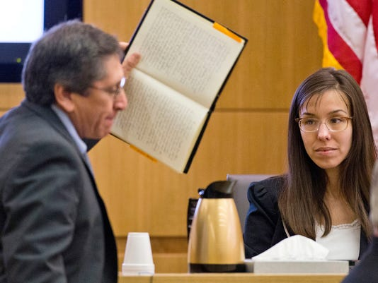 NOW: Jodi Arias
