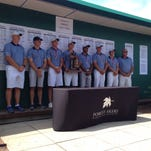 Detroit Catholic Central wins third straight Division 1 boys golf title