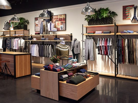 The Bonobos Guideshop opens in Green Hills on December 16.
