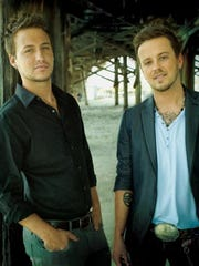 National country duo Love & Theft will return to the Rusty Rudder in Dewey Beach at 9 p.m. Sunday, July 1. Tickets are $20.