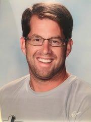 Benton coach J.D. Stephens