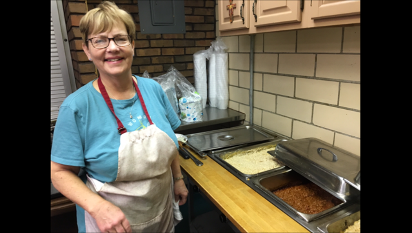 Volunteers make St. Peter\'s bake sale a success