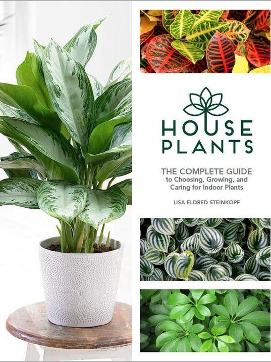 Houseplants cover