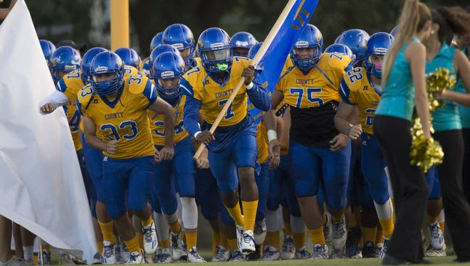 Martin County High School, which won the county championship in 2016, has advanced to the regional semifinals in four of the past six seasons.