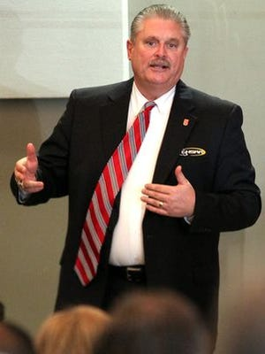 LHSAA executive director Eddie Bonine announced Friday that proper procedures were not followed when classification and divisional changes in football with the select and non-select schools were made in 2013.
