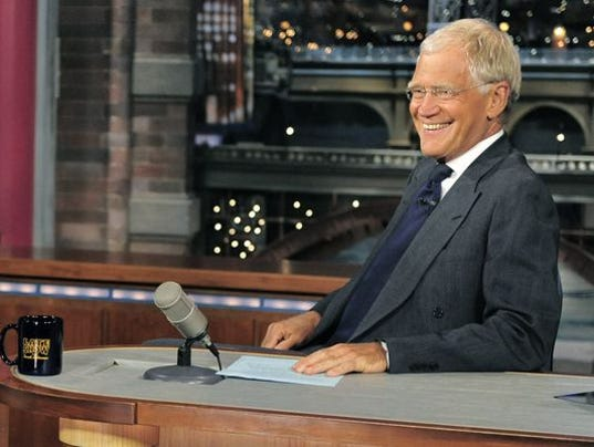 Punchlines 1014 Letterman