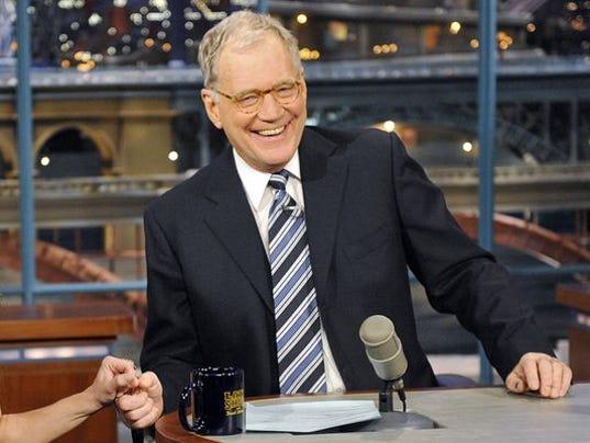 Punchlines 1015 David Letterman