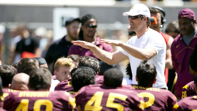 Jake Plummer weighs in on Todd Graham's firing and more.