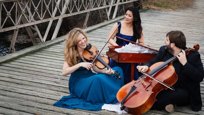 The Neave Trio will perform at the Rio Grande Theatre on Thursday, Jan. 18.