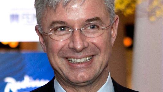 Best Buy CEO Hubert Joly.