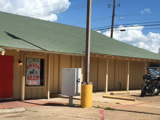 Old Town Saloon located in the 4100 block of Call Field
