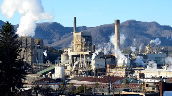 The Evergreen Packaging mill in Canton plans to spend $50 million to meet new government regulations that require it to use natural gas-fired boilers instead of coal-fired ones.