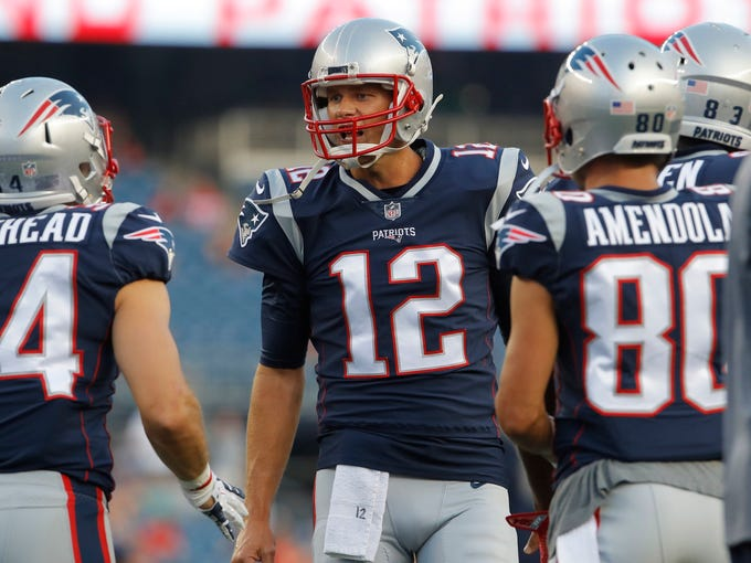 1. New England Patriots (previous: 1): Losing Julian