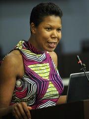 Metro Councilwoman Erica Gilmore