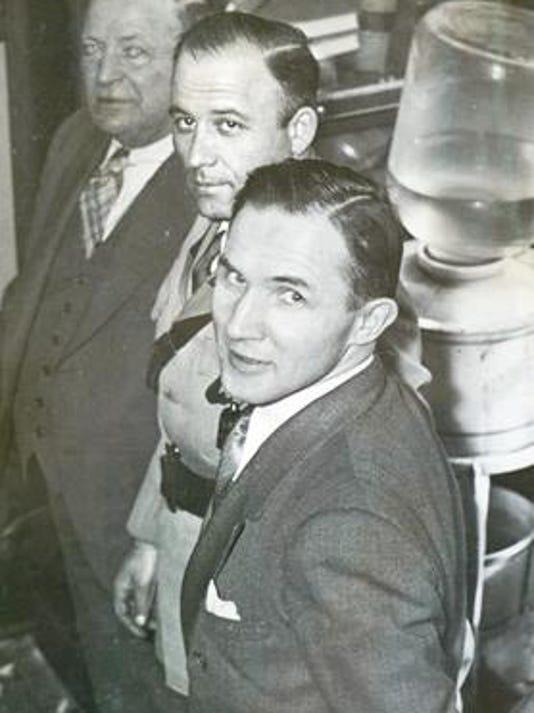 NJ murder: Lindbergh baby kidnaping